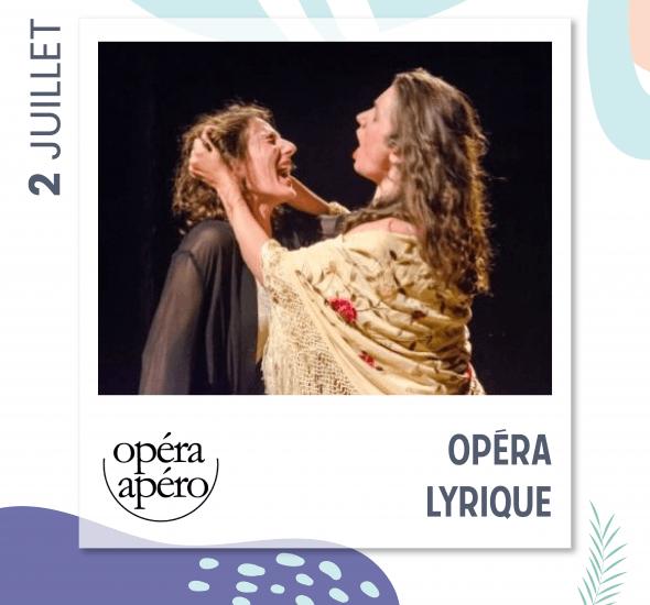 (Re)découvrir l'opéra avec Mozart, Bizet, Offenbach, Reynaldo Hann 4 voix et 1 pianiste